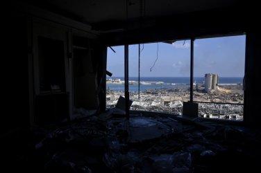 Всеки ден е 4-ти август за оцелял от взривовете в Бейрут ливанец