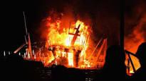 Бебе загина при пожар във Варна