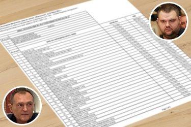 Прокуратурата забранила на ДАНС да изнесе информация за санкциите срещу Пеевски (Видео)