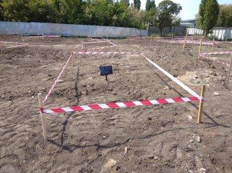 Открит е един от най-големите масови гробове в Украйна от ерата на Сталин