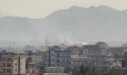 """Американски удар в """"Кабул"""" срещу кола бомба на """"Ислямска държава"""""""