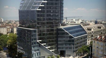 Свободните офис площи в София растат, наемните цени удържат на натиска