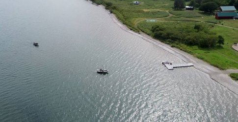 Туристически хеликоптер е паднал на полуостров Камчатка