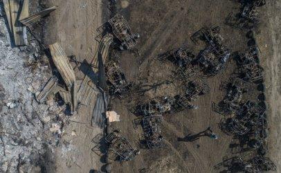 Руски пожарен самолет се разби в Турция, няма оцелели