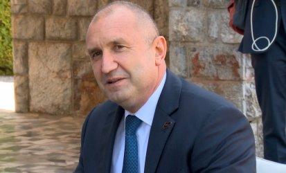 Президентът: Натискът към България по темата за РС Македония ще се засилва