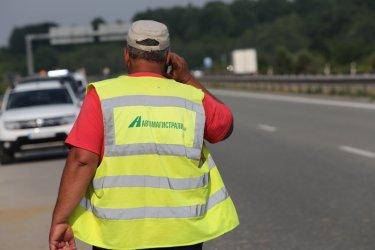 """Работници на """"Автомагистрали Черно море"""" ще блокират пътища в петък"""