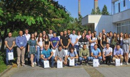 """Стажантската програма на АЕЦ """"Козлодуй"""" привлича и студенти от чужди университети"""