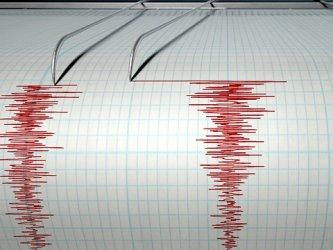 Земетресение с магнитуд 5.1 край бреговете на Гърция