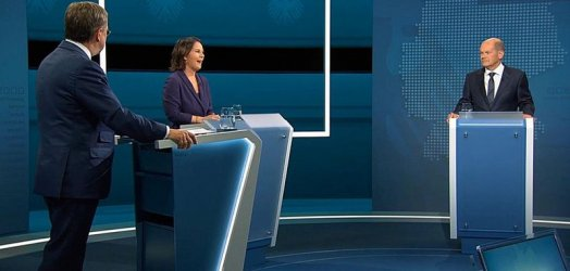 Проучване: Социалдемократите водят преди изборите в Германия