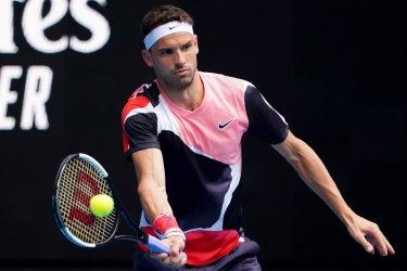 Григор Димитров се нареди сред 20-те най-влиятелни в световния спорт