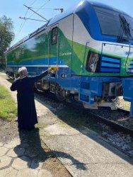 """Нови два локомотива """"Смартрон"""" вече са доставени на БДЖ"""