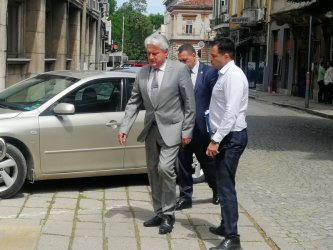 Шефът на МВР-Пловдив Йордан Рогачев е дисциплинарно уволнен