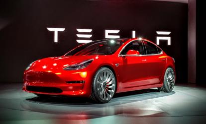 Tesla с 275% годишен ръст на продажбите в Китай