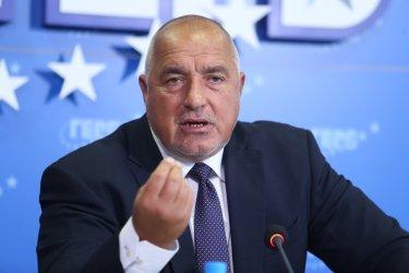 Борисов: До края няма да кажем кандидат-президента си