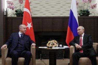 Путин и Ердоган се срещнаха за първи път от година и половина