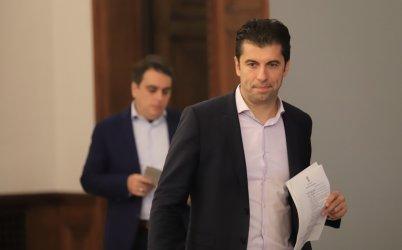 Кирил Петков и Асен Василев представят проекта си в неделя