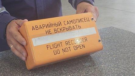 """""""Черната кутия"""" на падналия МиГ-29 най-после замина за Русия"""
