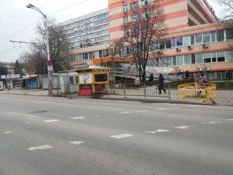 """Столичната община ще обжалва акта за светофара пред болница """"Иван Рилски"""""""