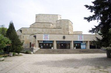 """Обрат! Театър """"София"""" запазва изцяло каменната фасада след ремонта"""