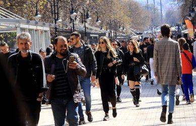 Близо 40% от българите твърдят, че животът им се развива добре