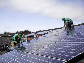 САЩ с план за над 70% енергия от слънце и вятър през 2035 г.