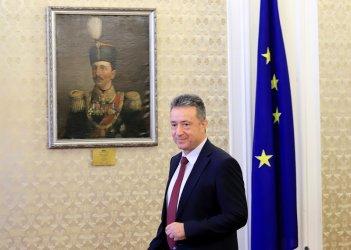 Янаки Стоилов отрече действията му спрямо Гешев да свързани с пост в КС