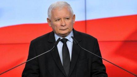 Качински: Полша иска да е суверенна държава, но не иска да напуска ЕС