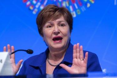 Кристалина Георгиева обвини бившия шеф на Световната банка в манипулация