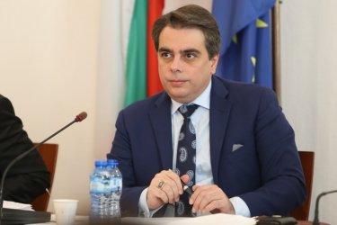 Асен Василев се надява отново да е финансов министър