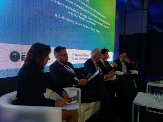 Министър Живков: АЕЦ са конкурентен фактор за постигане екоцелите на ЕС