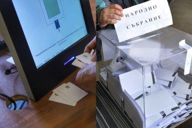 """""""Маркет линкс"""": ГЕРБ води убедително, Петков-Василев вземат 11%"""