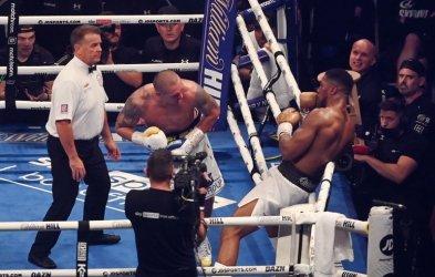 Усик свали Джошуа от трона на тежкия бокс
