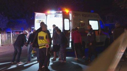 Две деца и баща им загинаха при тежка катастрофа в Айтос