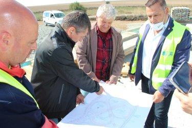 Северният обход на Бургас ще е готов през юли 2022 г.