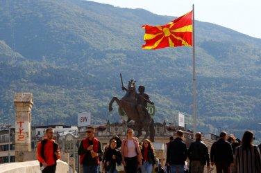 """В Северна Македония вече има съпротива срещу отказа от """"български фашистки окупатор"""""""