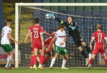 Националите по футбол с първа победа в официален мач от близо 2 години