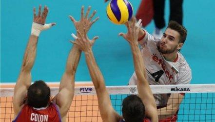 Втора победа на волейболистите на европейското в Чехия