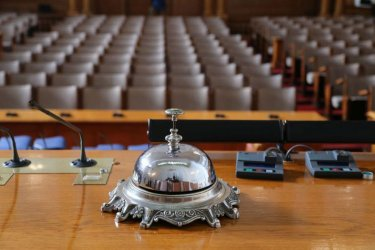Депутатите закриха парламента с предизборни декларации