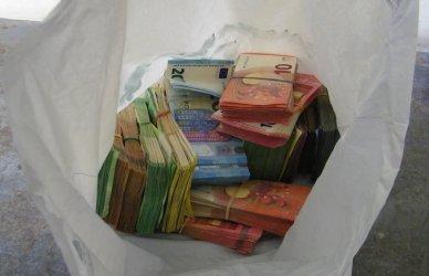 Български гранични полицаи арестуваха германски обирджия с открадните пари