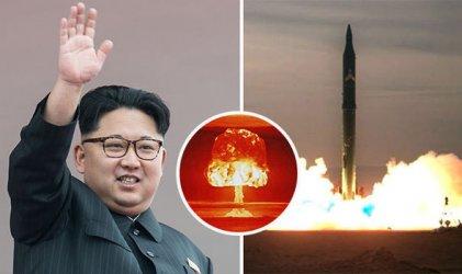 Северна Корея извърши ново пробно изстрелване на балистични ракети