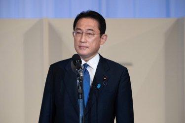 Фумио Кишида оглави управляващата партия в Япония и ще стане премиер