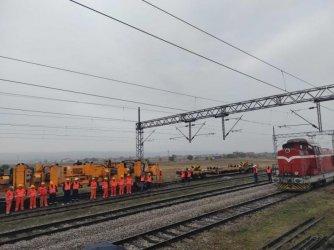 Българско обединение модернизира жп линията Ниш – Брестовац за близо 60 млн. евро