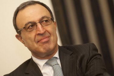 Петър Стоянов отхвърли спекулациите на ГЕРБ за президентска кандидатура