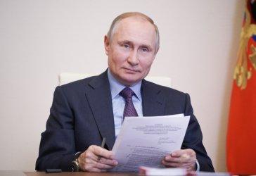 """Путин смята, че САЩ са """"избягали"""" от Афганистан"""