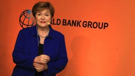 Световната банка иска обяснение от Кристалина Георгиева за оказван натиск в полза на Китай