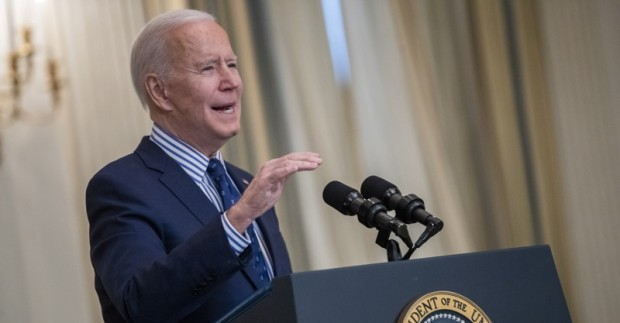 Президентът на САЩ Джо Байдън обяви, че Вашингтон ще удвои