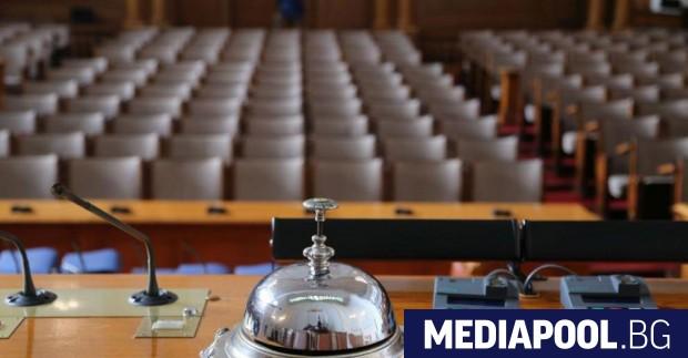 Последният звънец на 46-ото Народно събрание бе ударен в сряда.