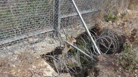 Правителството отпусна 5 млн. лева за ремонт на оградата по границата с Турция