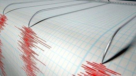 Земетресение е регистрирано край Айтос