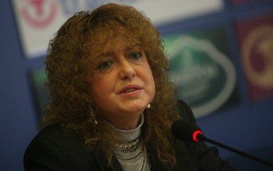 Върховните съдии издигнаха бунтаря Галина Захарова за свой председател